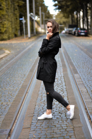 olivia julietta burberry trenchcoat blogger münchen