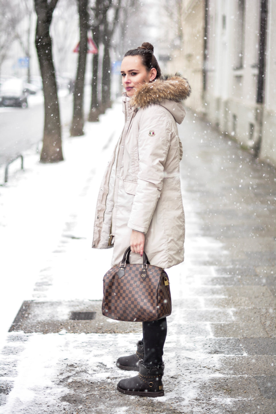 dolomite winterjacke louis vuitton speedy