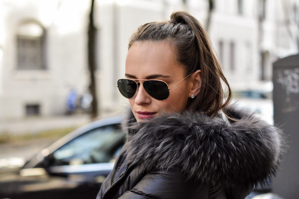 ray ban aviator mode blog deutschland fashio blog germany olivia julietta